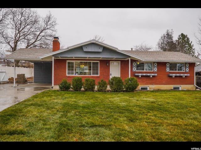 3180 N HOLIDAY DR, North Ogden UT 84414
