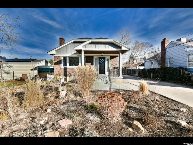 Home for sale at 2717 S Mcclelland St, Salt Lake City, UT  84106. Listed at 369900 with 3 bedrooms, 2 bathrooms and 1,492 total square feet