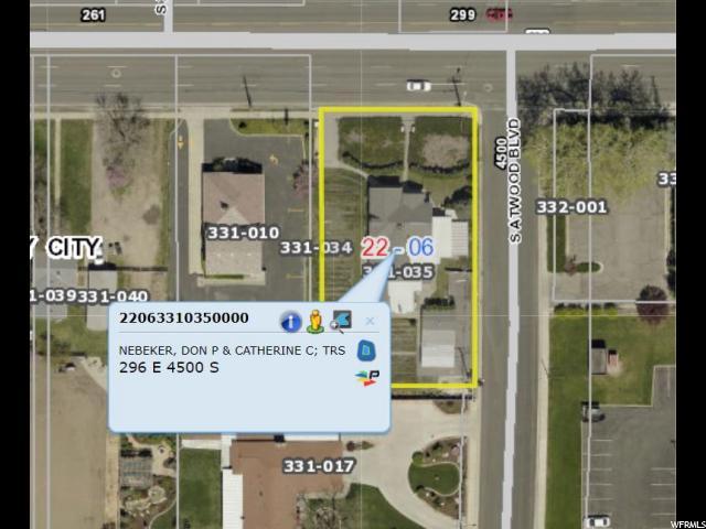 284 E 4500 Murray, UT 84107 - MLS #: 1501093