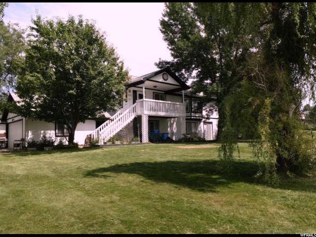 Один семья для того Продажа на 3037 E CUB RIVER Road 3037 E CUB RIVER Road Preston, Айдахо 83263 Соединенные Штаты