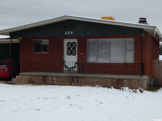 225 S TYLER AVE Ogden, UT 84404 - MLS #: 1501154