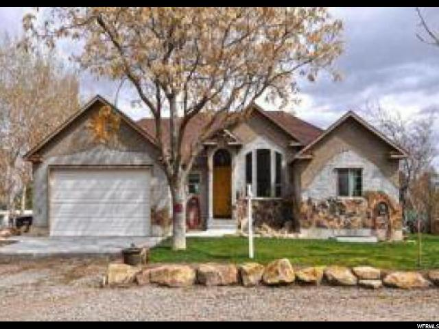 Single Family for Sale at 81 S CHURCH Street 81 S CHURCH Street Cedar Fort, Utah 84013 United States