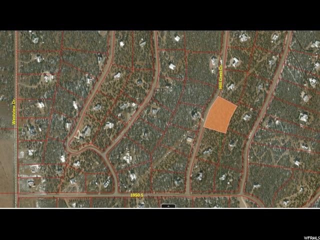 1777 S HILLCREST DR Cedar City, UT 84720 - MLS #: 1501180