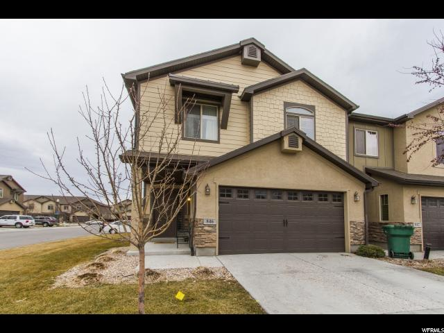 Townhouse for Sale at 846 S 1810 W 846 S 1810 W Orem, Utah 84058 United States