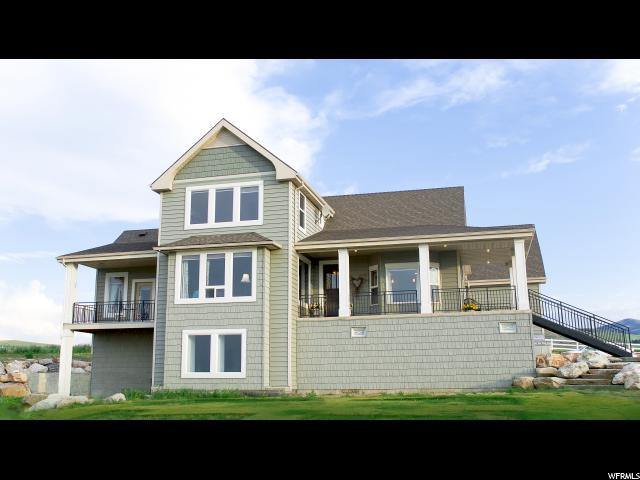Один семья для того Продажа на 7250 S 2700 W 7250 S 2700 W Wellsville, Юта 84339 Соединенные Штаты