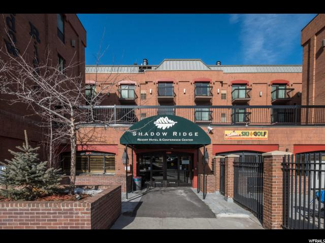 50 SHADOW RIDGE RD Unit 4200 Park City, UT 84060 - MLS #: 1501247