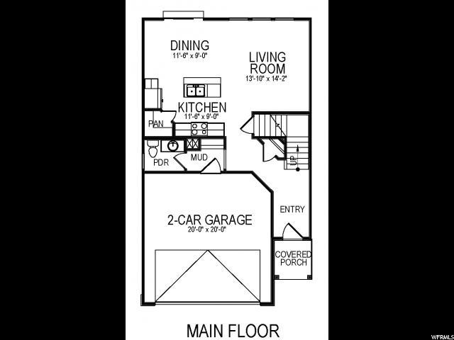 214 W 380 Unit 13A American Fork, UT 84003 - MLS #: 1501261
