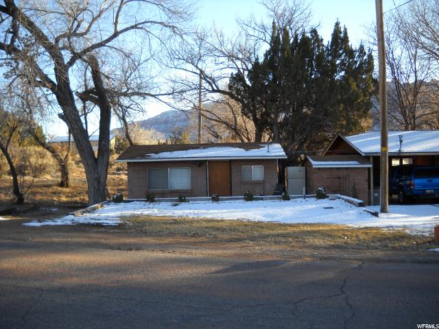 2710 EAST BENCH RD Moab, UT 84532 - MLS #: 1501315