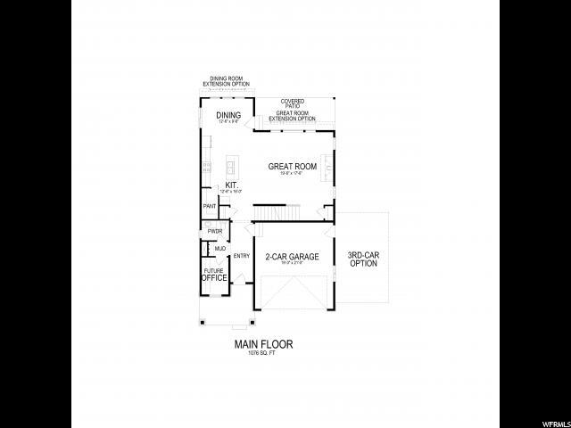 181 W 310 Unit 1B American Fork, UT 84003 - MLS #: 1501345
