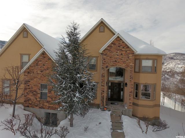 单亲家庭 为 销售 在 123 W HIGH SIERRA Drive 123 W HIGH SIERRA Drive Elk Ridge, 犹他州 84651 美国