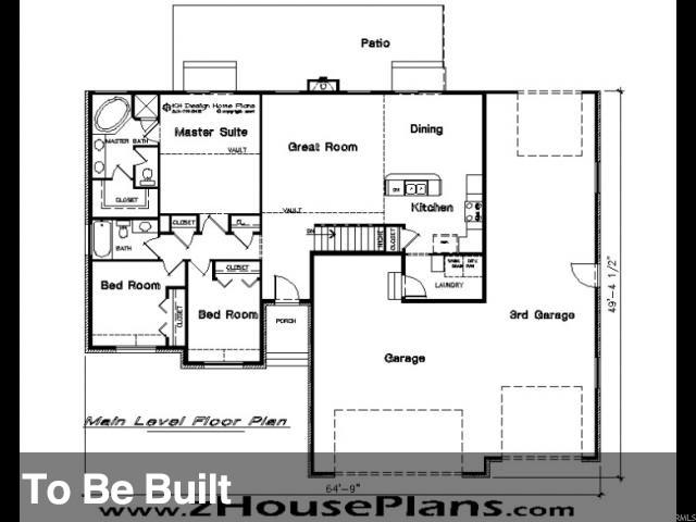 2438 W RIDGELINE RD Unit 436 Stockton, UT 84071 - MLS #: 1501426