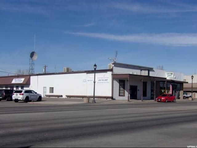 Commercial for Sale at 00-0001-4260, 80 S 200 E 80 S 200 E Roosevelt, Utah 84066 United States