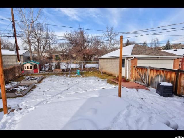 1815 BLAINE AVE Salt Lake City, UT 84108 - MLS #: 1501654