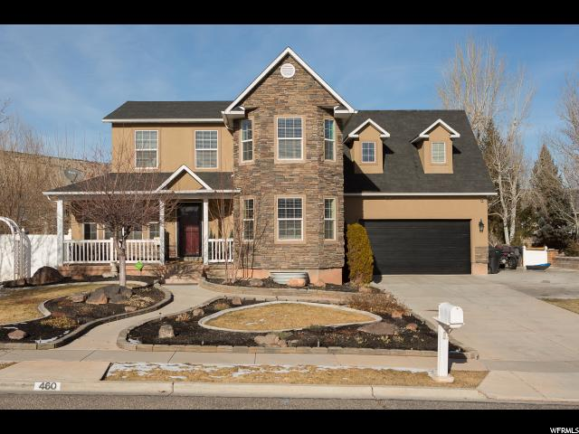 Single Family for Sale at 460 W WESTVIEW 460 W WESTVIEW Richfield, Utah 84701 United States