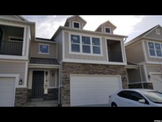 Таунхаус для того Продажа на 111 W CONDOR Road 111 W CONDOR Road Saratoga Springs, Юта 84045 Соединенные Штаты
