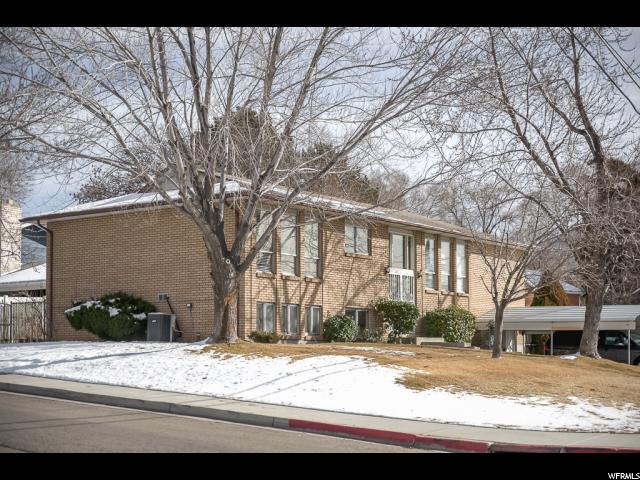 Single Family for Sale at 1605 S SANDHILL Road 1605 S SANDHILL Road Orem, Utah 84058 United States