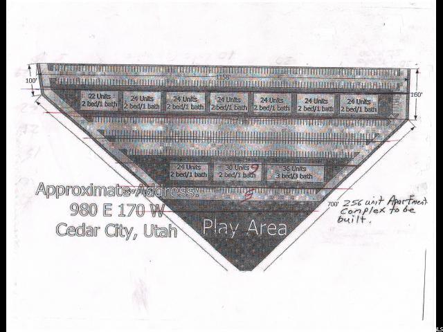 980 S 170 Cedar City, UT 84720 - MLS #: 1501775