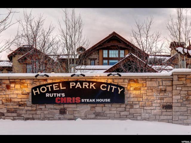 2001 PARK AVE Unit 312 Park City, UT 84060 - MLS #: 1501832