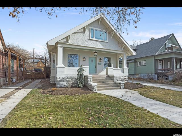 345 S DOUGLAS ST, Salt Lake City UT 84102