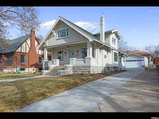 345 S DOUGLAS ST Salt Lake City, UT 84102 - MLS #: 1501932