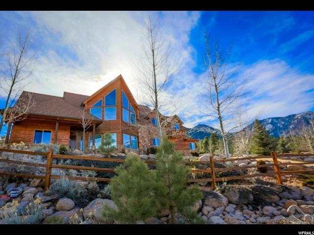 Unifamiliar por un Venta en 1249 E BRISTLECONE 1249 E BRISTLECONE Pine Valley, Utah 84781 Estados Unidos
