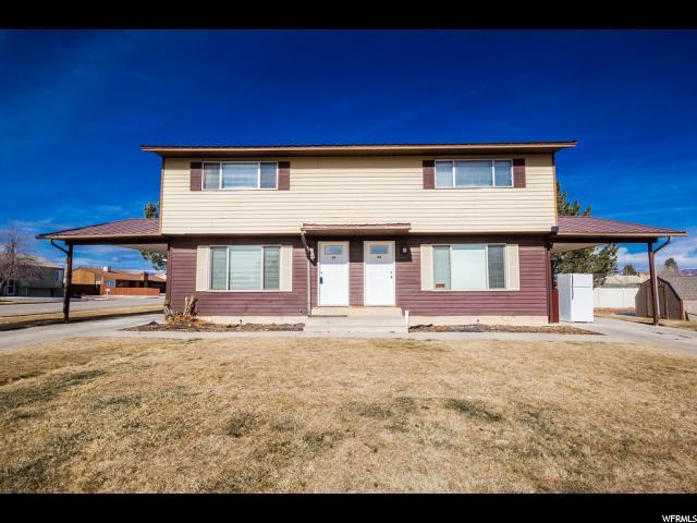Duplex pour l Vente à 94 W 600 N 94 W 600 N Vernal, Utah 84078 États-Unis