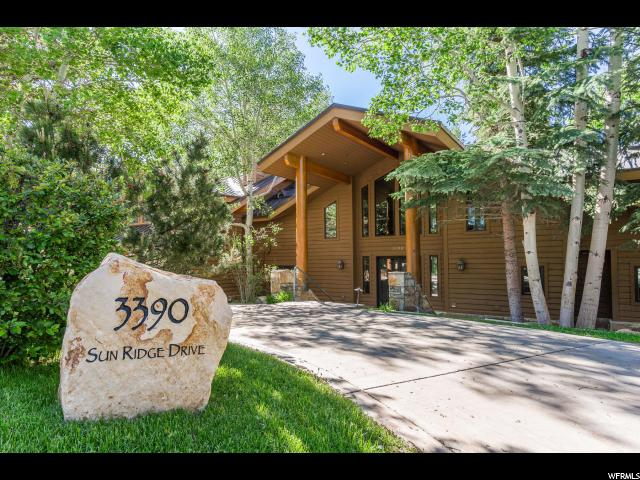 3390 SUN RIDGE DR, Park City UT 84060