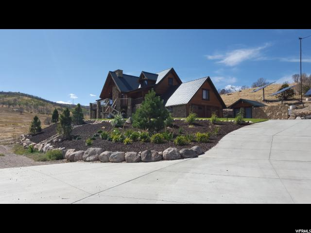 Single Family for Sale at 31790 N 6350 E 31790 N 6350 E Fairview, Utah 84629 United States