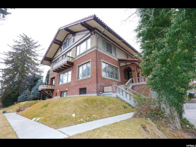 Home for sale at 533 E 11th Ave, Salt Lake City, UT 84103. Listed at 1100000 with 7 bedrooms, 4 bathrooms and 4,900 total square feet