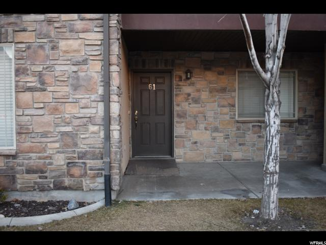 584 S 980 Unit I-61 Pleasant Grove, UT 84062 - MLS #: 1502114