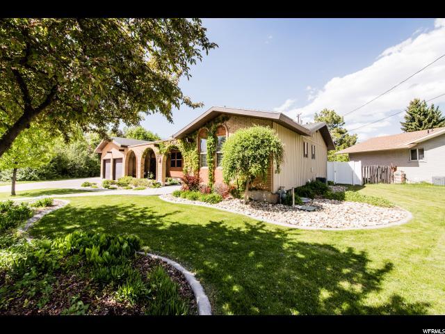 单亲家庭 为 销售 在 1535 E 1260 N 1535 E 1260 N Logan, 犹他州 84341 美国