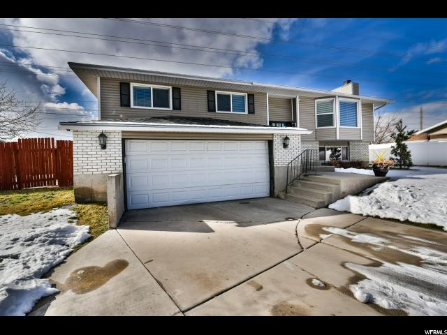 Single Family for Sale at 4912 S FRIEZE Circle 4912 S FRIEZE Circle Taylorsville, Utah 84129 United States