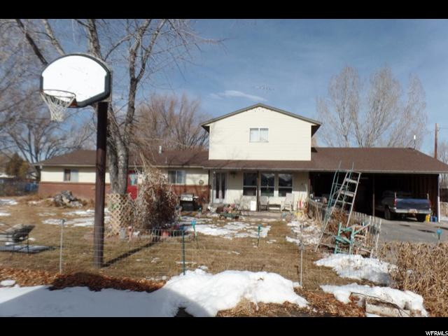 268 W 500 Vernal, UT 84078 - MLS #: 1502182