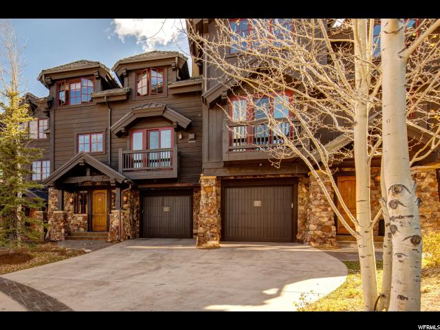 Townhouse for Sale at 8789 MARSAC Avenue 8789 MARSAC Avenue Unit: B6 Park City, Utah 84060 United States