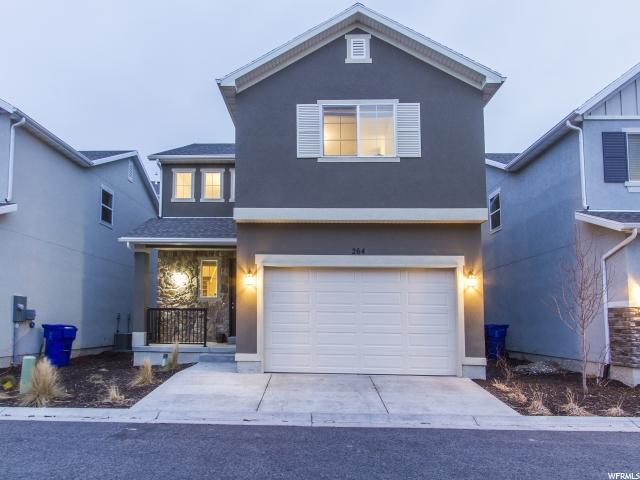 Один семья для того Продажа на 264 W WILLOW CREEK Drive 264 W WILLOW CREEK Drive Saratoga Springs, Юта 84045 Соединенные Штаты