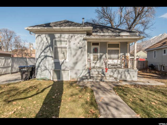 Single Family Home for Sale at 571 E 100 N 571 E 100 N Provo, Utah 84606 United States