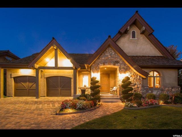 8293 S BAVARIAN CT Cottonwood Heights, UT 84093 - MLS #: 1502353