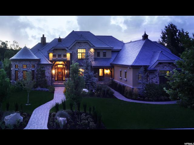 Single Family for Sale at 4277 N STONE CREEK Lane 4277 N STONE CREEK Lane Provo, Utah 84604 United States