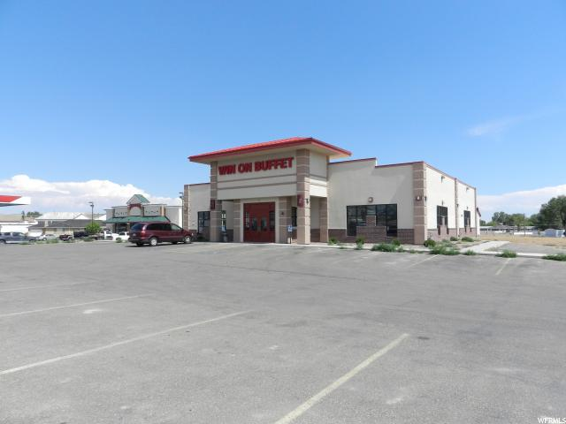 Commercial for Sale at 00-0034-9559, 27 W HIGHWAY 40 27 W HIGHWAY 40 Roosevelt, Utah 84066 United States