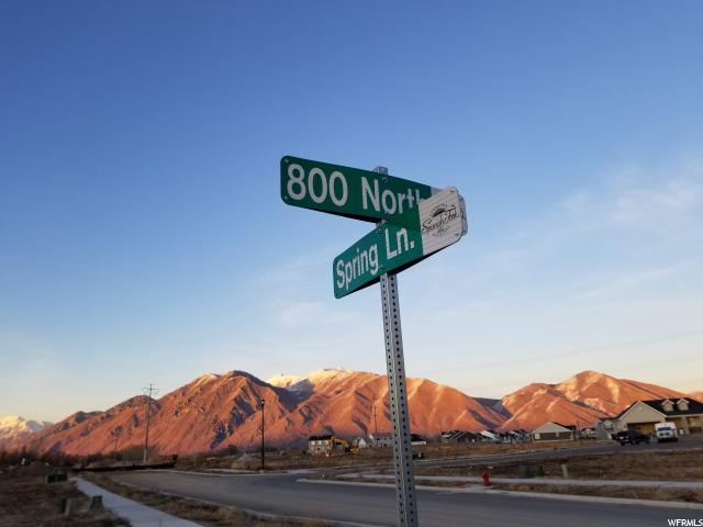 757 N SPRING LOT 95 LN Spanish Fork, UT 84660 - MLS #: 1502484