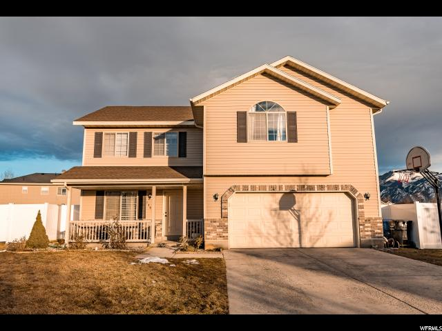1366 W HENRYS POINT DR Logan, UT 84321 - MLS #: 1502565