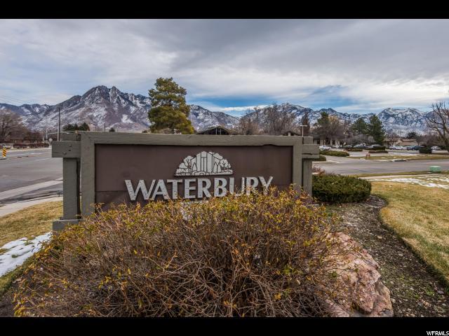 5831 S WATERBURY DR Unit C Murray, UT 84121 - MLS #: 1502595