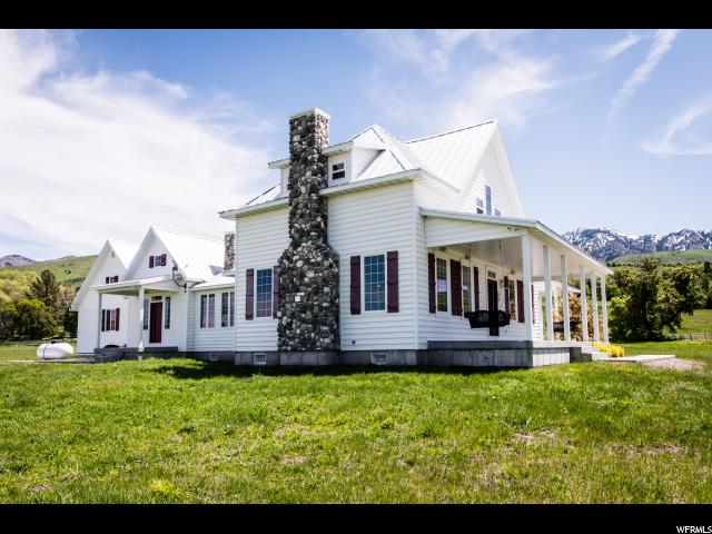 Single Family for Sale at 13601 MEADOW Lane 13601 MEADOW Lane Cove, Utah 84320 United States