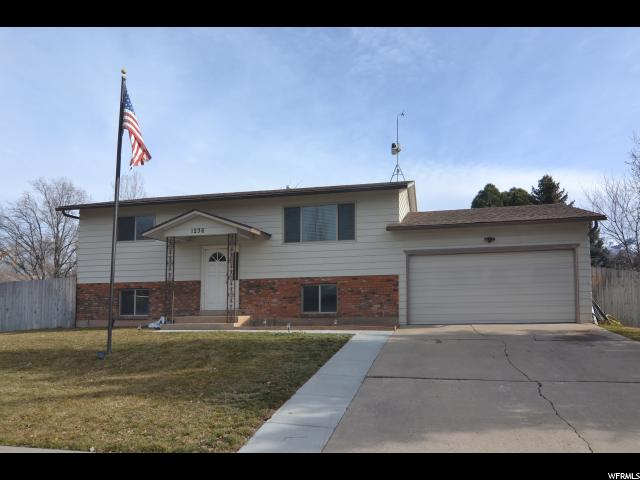 Single Family for Sale at 1236 N KIMBERLY 1236 N KIMBERLY Layton, Utah 84040 United States
