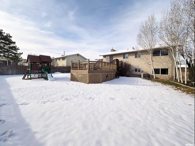 4219 S 3920 West Valley City, UT 84120 - MLS #: 1502739