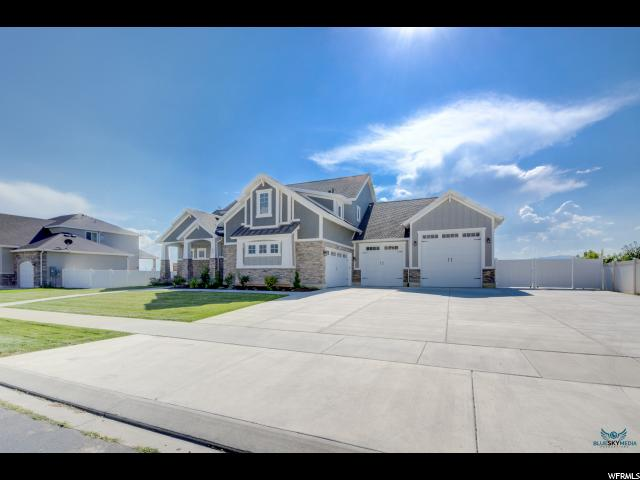 Single Family for Sale at 88 S SUNSET Drive 88 S SUNSET Drive Vineyard, Utah 84058 United States