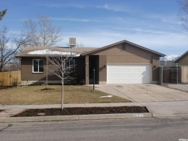 Single Family for Sale at 6317 S LAURITZEN 6317 S LAURITZEN Taylorsville, Utah 84129 United States