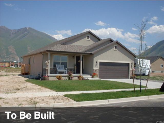 单亲家庭 为 销售 在 212 N PEACH Street 212 N PEACH Street Santaquin, 犹他州 84655 美国