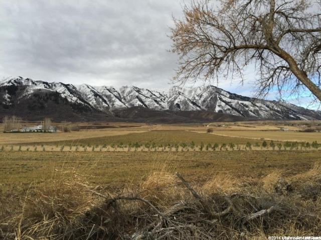 Land for Sale at 2751 S HIGHWAY 23 2751 S HIGHWAY 23 Mendon, Utah 84325 United States