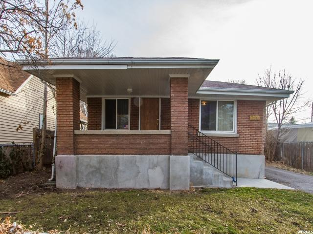 Home for sale at 356 E Sherman Ave, Salt Lake City, UT  84115. Listed at 269000 with 2 bedrooms, 1 bathrooms and 2,052 total square feet
